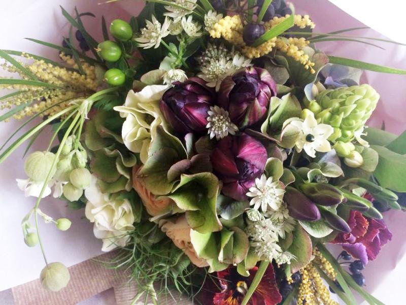 3月の花 チューリップ