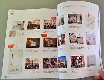 自らの結婚式も手づくりで。『カメラ日和』などの雑誌でも話題に
