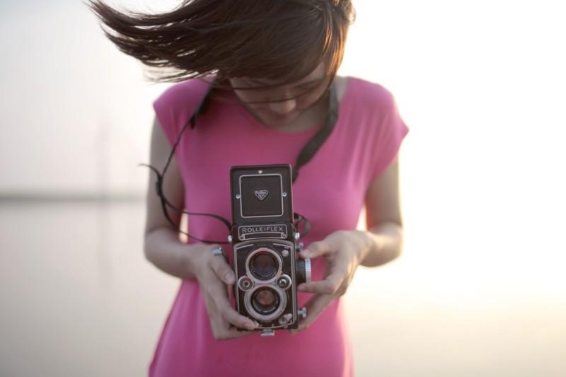 あえてみんなと違うカメラを使ってみる