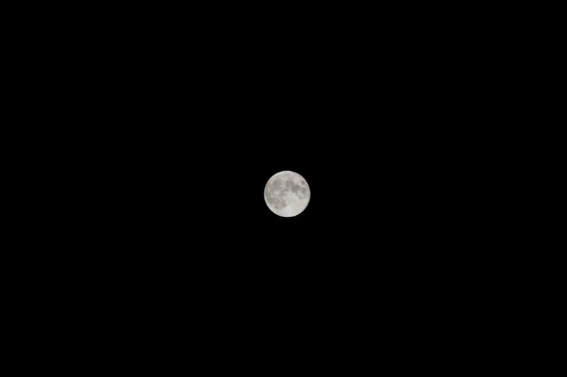 """満月。光の存在で、闇の中にいる自分の姿が浮かび上がり、目指すところも見えました。満月は、""""光の世界"""" への出口でした。"""