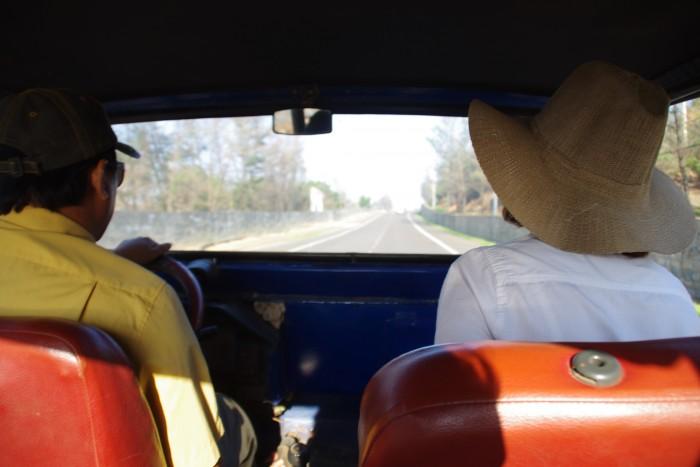 ムイネーでお世話になったドライバーとガイドさん