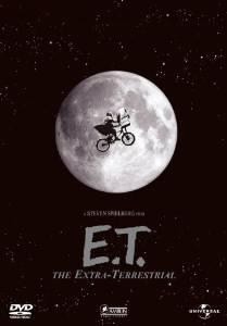 E.T. クライマックスの飛行シーン!