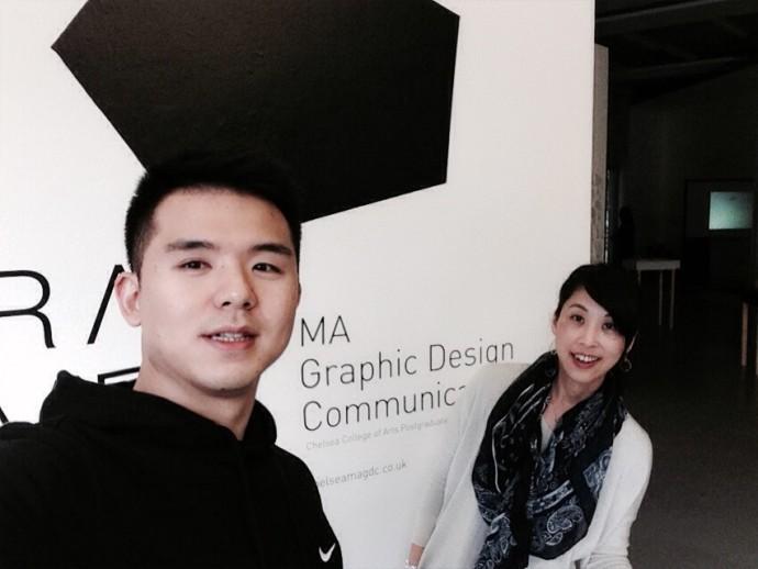 韓国人の同級生と。すごく人懐っこい子でした。今頃自分の国で就職して、必死で働いていると思います。