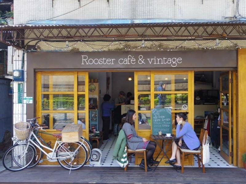 「台北のカフェ」オシャレなお店が街中にゴロゴロしている台北。カフェめぐりをするのも楽しみのひとつ