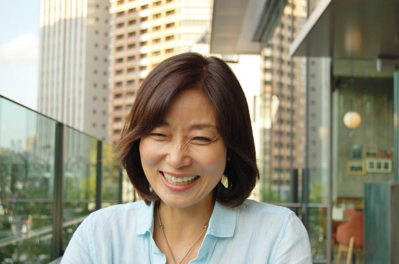 ポジティブで屈託なく笑う宮崎さん。「組織・仲間が大好き」と言い切る彼女がフローレンスの話をするときは、ともかく楽しそうだ。