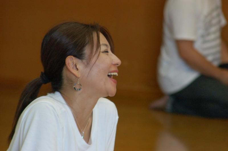 皆の喜んでいる笑顔を見ているときの金城さんはともかく幸せそうだ