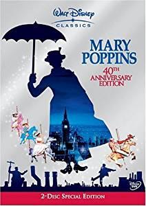 ディズニーが当時の技術の粋を集めて制作したミュージカル映画。ジュリー・アンドリュースの当たり役。アメリカのミュージカルはなんだかんだいって映画の華だと思う。