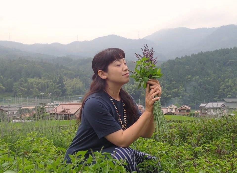 土屋いづみさん(植物療法家)