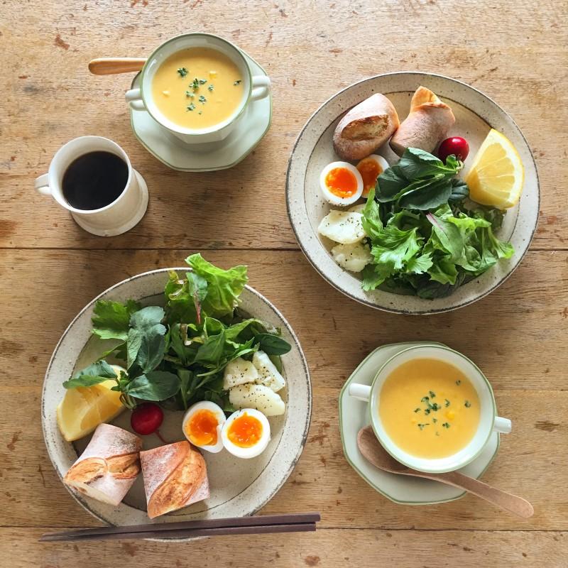 栄養やバランスだけでなく、「おいしくなぁれ」「楽しいね」がそこに加わることでこころもからだも健やかな食事に。