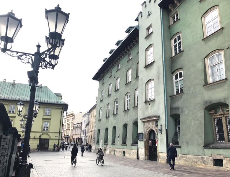 歴史と文化の町クラクフ。ベルリンに近いため、ポーランドにも足を運ぶようになりました。(ポーランド・クラフク)