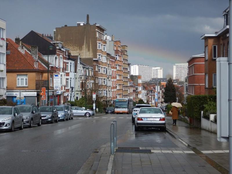 ほぼ毎日雨の予報でしたが、存分にズグラフィートの調査も出来て二重の虹がまで見られて、講習も受けられて今回も充実した滞在でした。