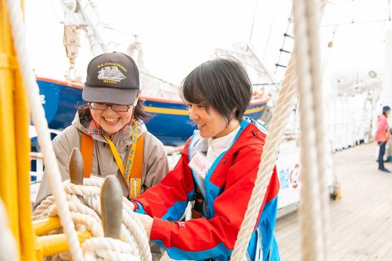 田中稔彦帆船