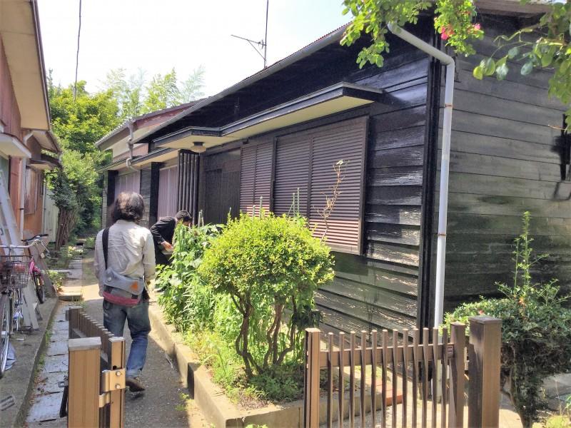 広めの平屋を探していると、横須賀市内の物件がたくさん出てきました。写真のお家は残念ながら、条件に合いませんでしたが、いろんな家を見られるのは楽しい!