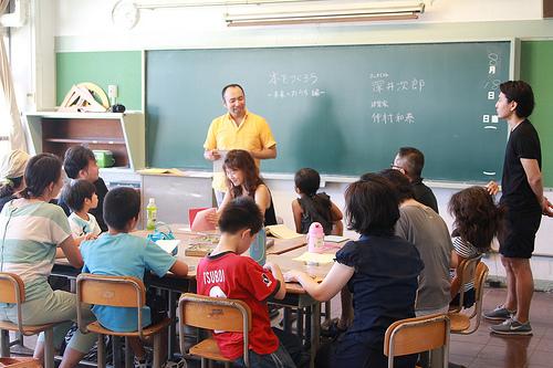 ゲスト講師は建築家の仲村和泰さんです
