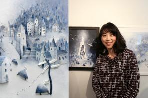 【盛況のうちに終了】たなか鮎子展「ささやく町 – A Whispering Town」@東京青山